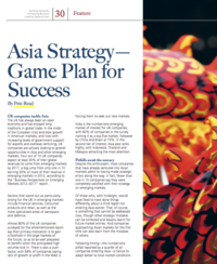 The Orient Asia strategy   game plan for success 130331