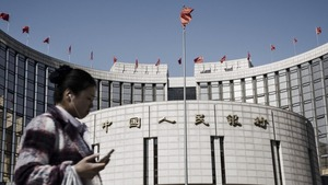 China faces problem in getting its banks to lend more money (c) Qilai Shen