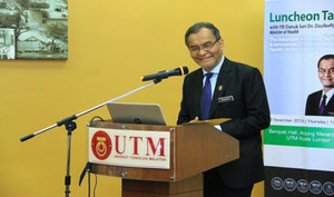 Malaysia to implement EMR at 145 hospitals nationwide (c) Dr Dzulkefly Ahmads Facebook Page