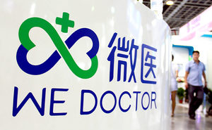 Tencent backed WeDoctor teams up with Singapores Fullerton Healthcare (c) China Money Network